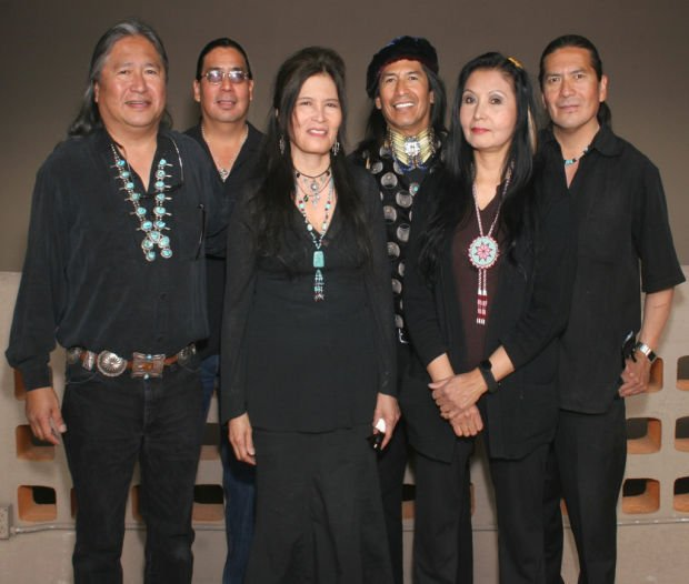 Native American 1st family of jazz to perform Saturday