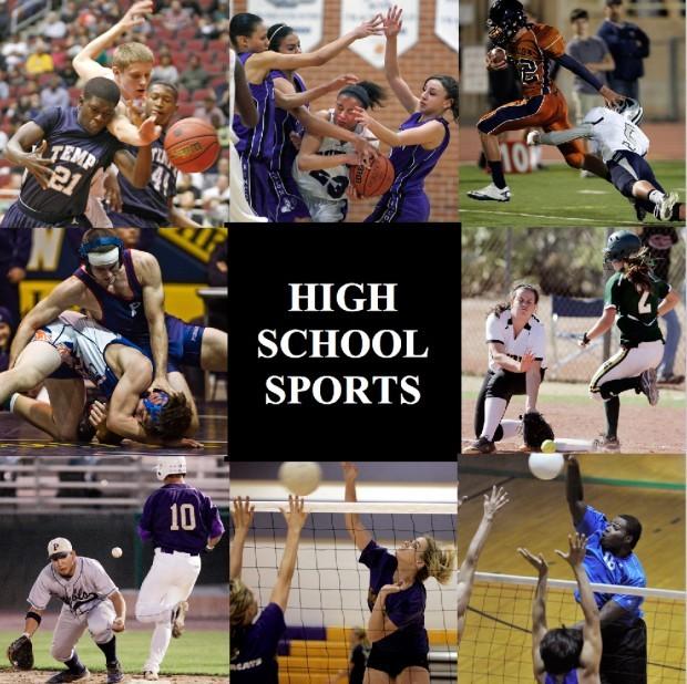 HS sports logo