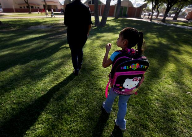 Poverty in Tucson: Walter Douglas Elementary