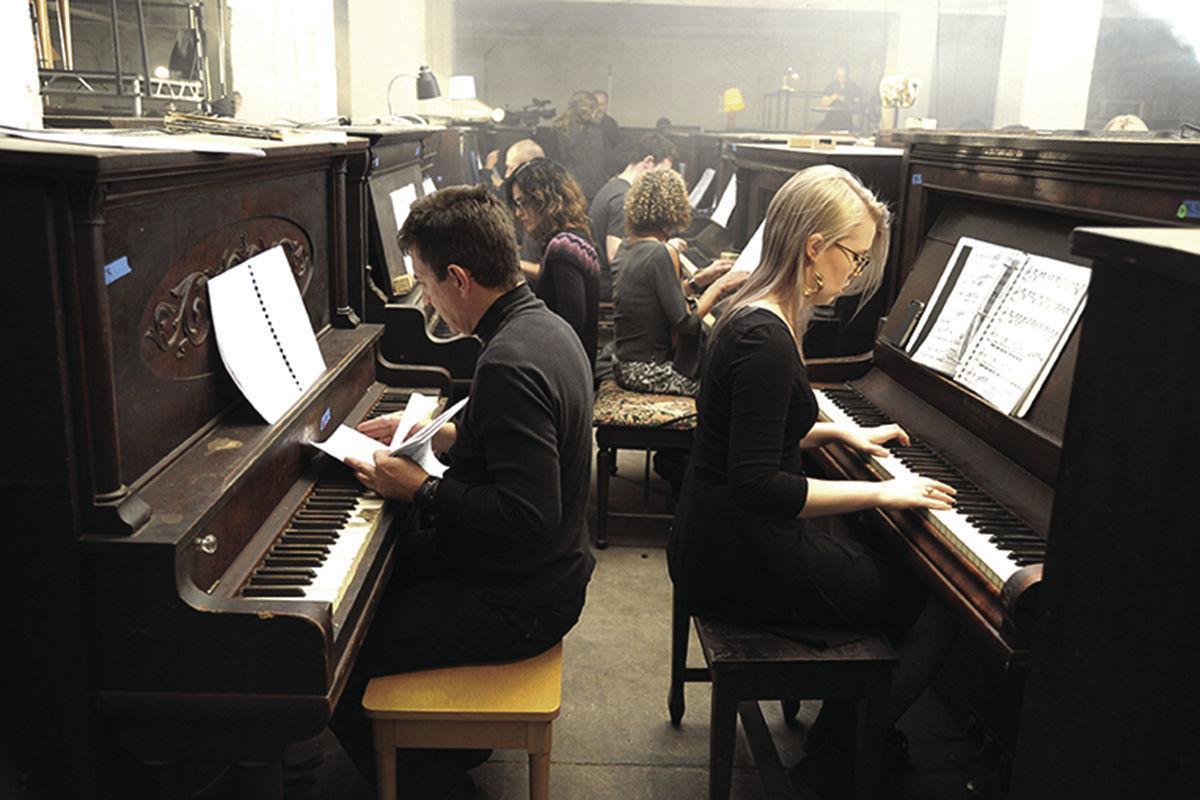 '147 Pianos'