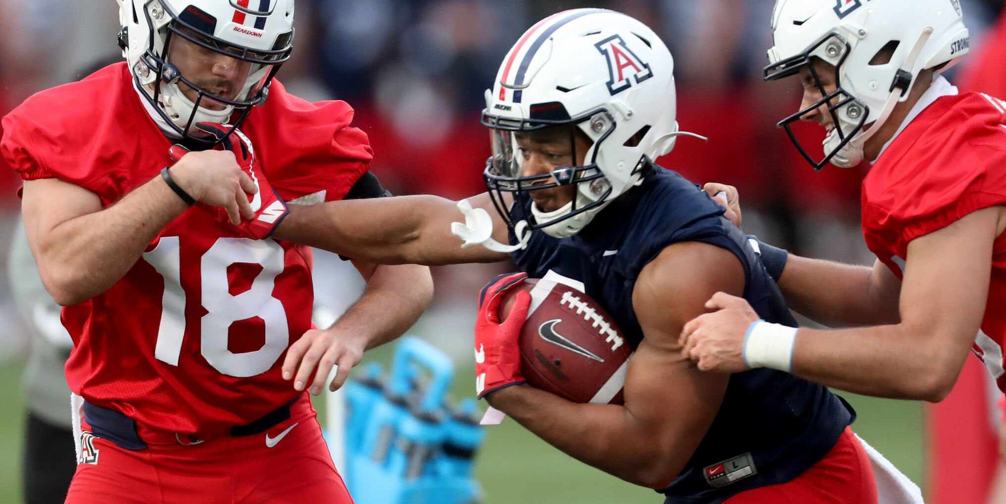 15 observations on the Arizona Wildcats' first spring practice ...
