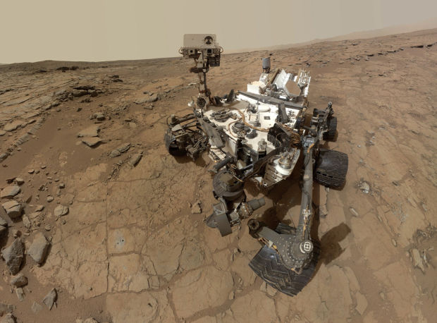 Mars' air mostly carbon dioxide, Curiosity's on-site tests confirm