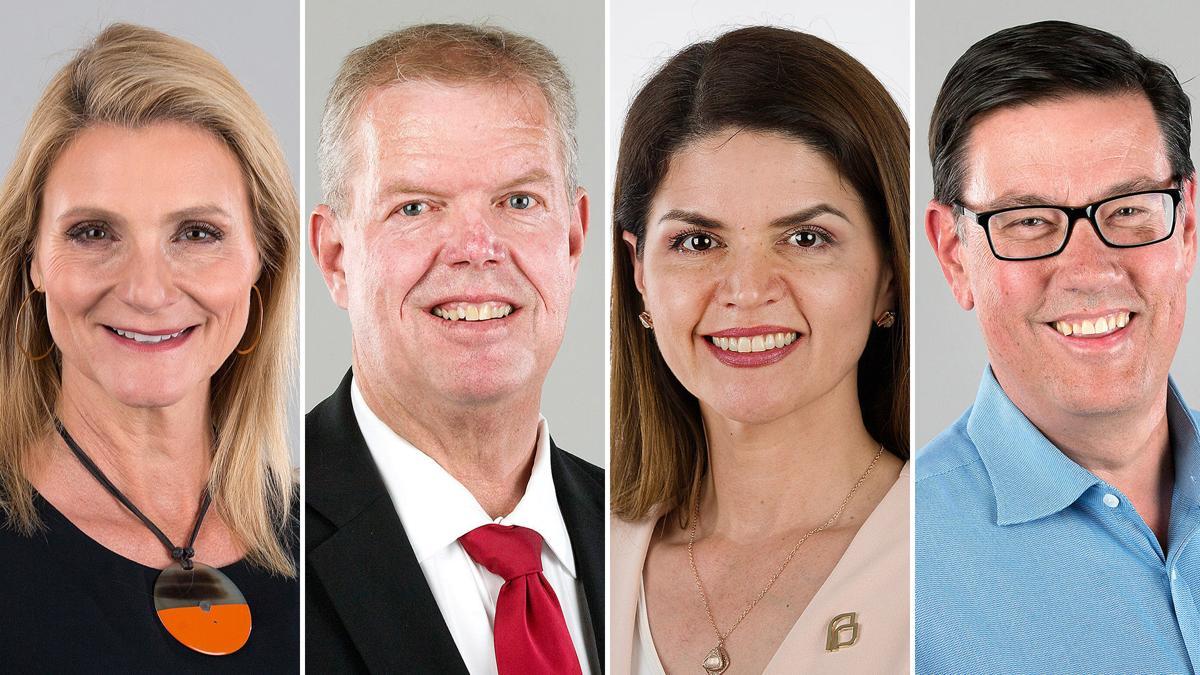 Candidates for Mayor of Tucson