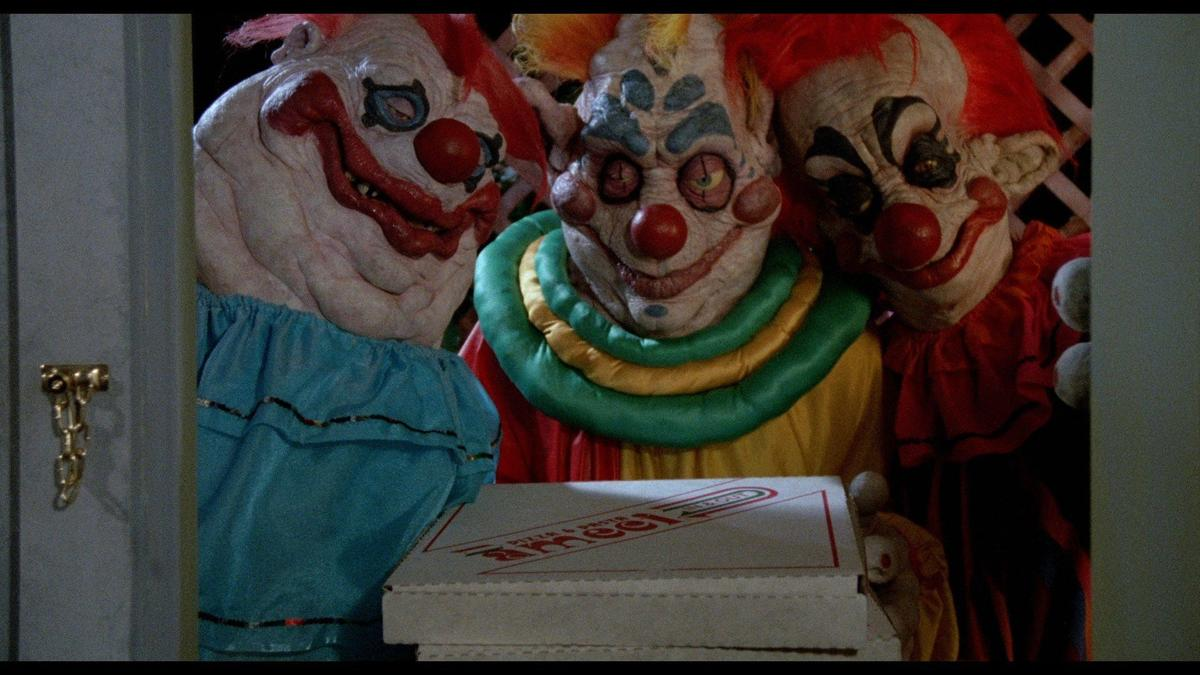 'Killer Klowns from Outer Space'
