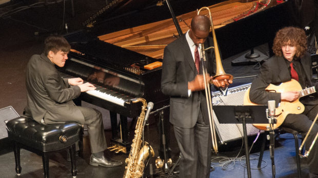 Tucson Jazz Institute holds its spring concert