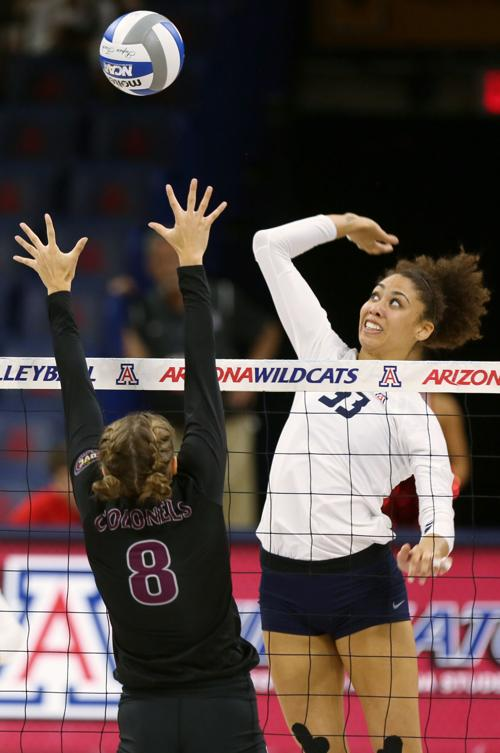 UA volleyball