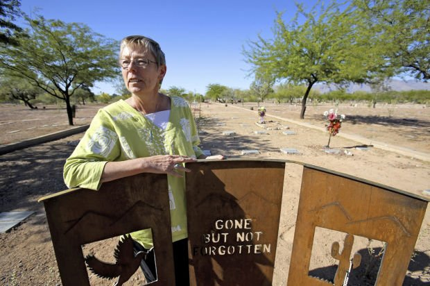 Pima County's once-forlorn Pauper's Field has a new, caring look these days