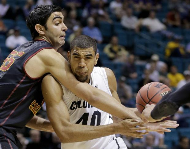 PAC 12 USC Colorado Basketball