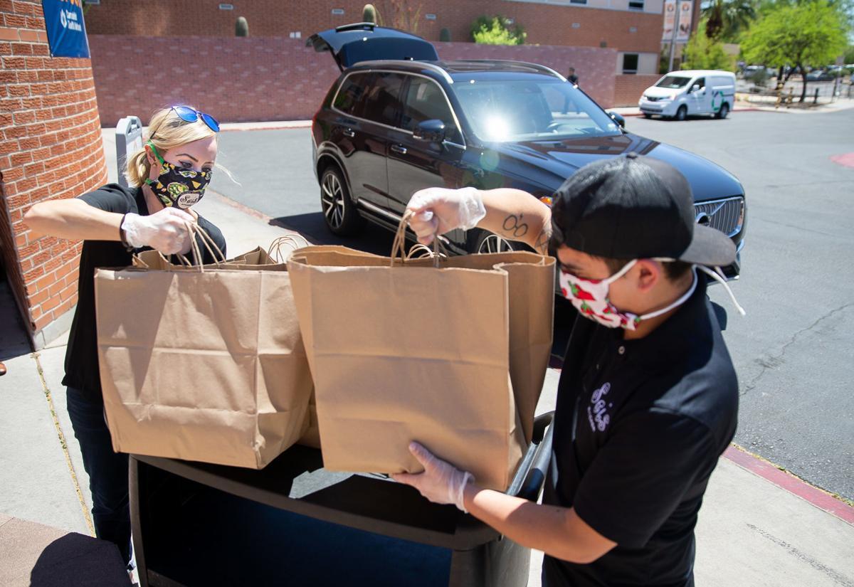 COVID, masks, Tucson