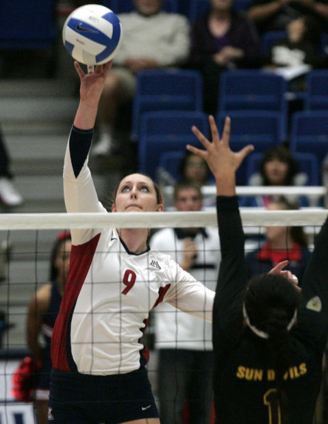 Arizona volleyball: Core of juniors gives Wildcats energy
