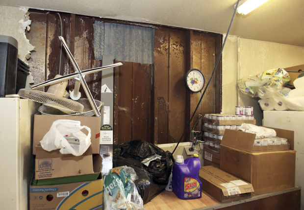 Littletown's dilapidated food bank has long history of neglected repairs