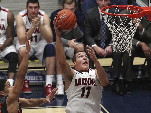 University of Arizona vs. Oregon State men's college basketball