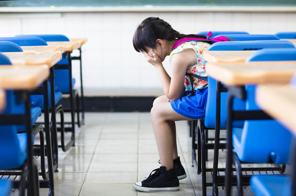 Low per-student spending