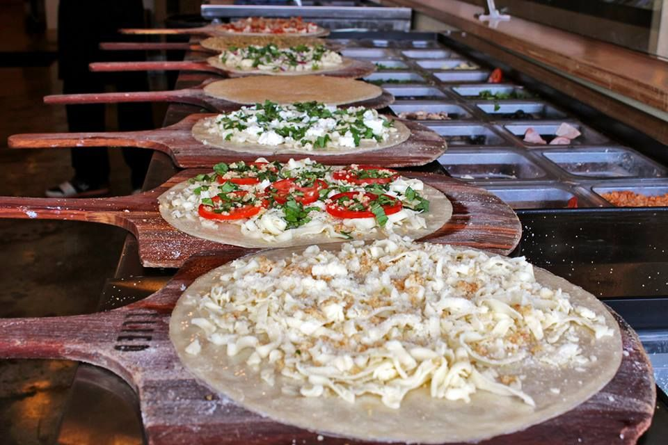 Tucson To Gain Five More Fast Casual Pizza Restaurants