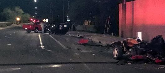 Woman killed in midtown Tucson crash