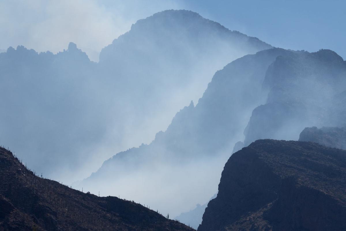 Bighorn Fire - Arizona