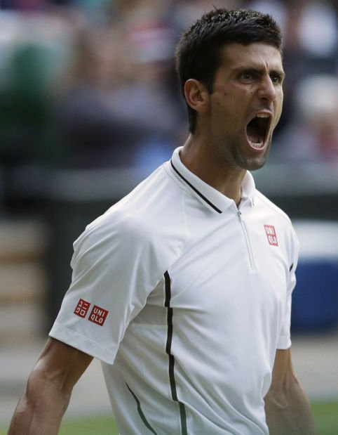 Djokovic still making noise at Wimbledon
