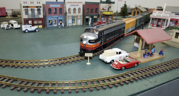 Toy Trains