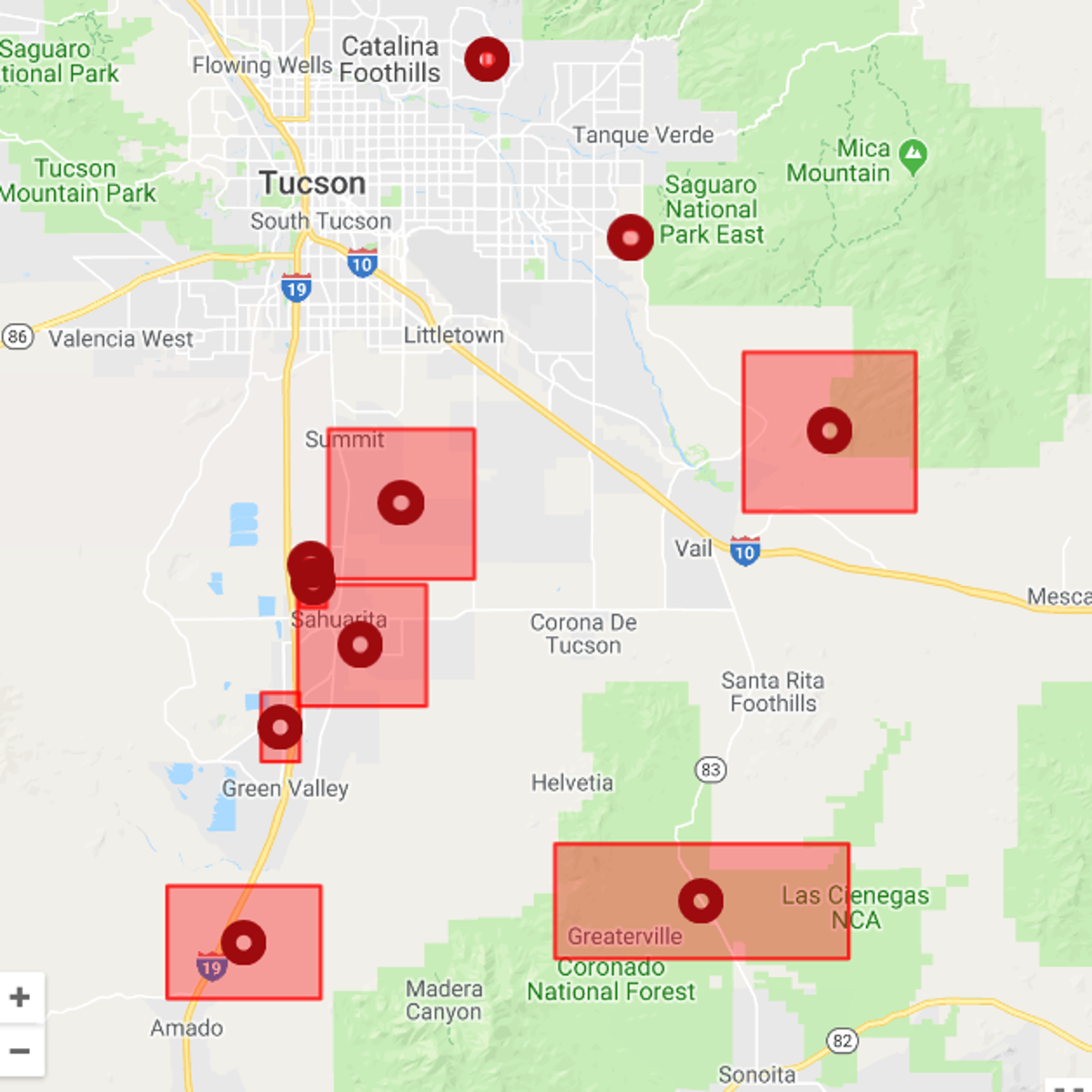 Tucson Electric Power Crews Fixing Outages Affecting Over 12 000