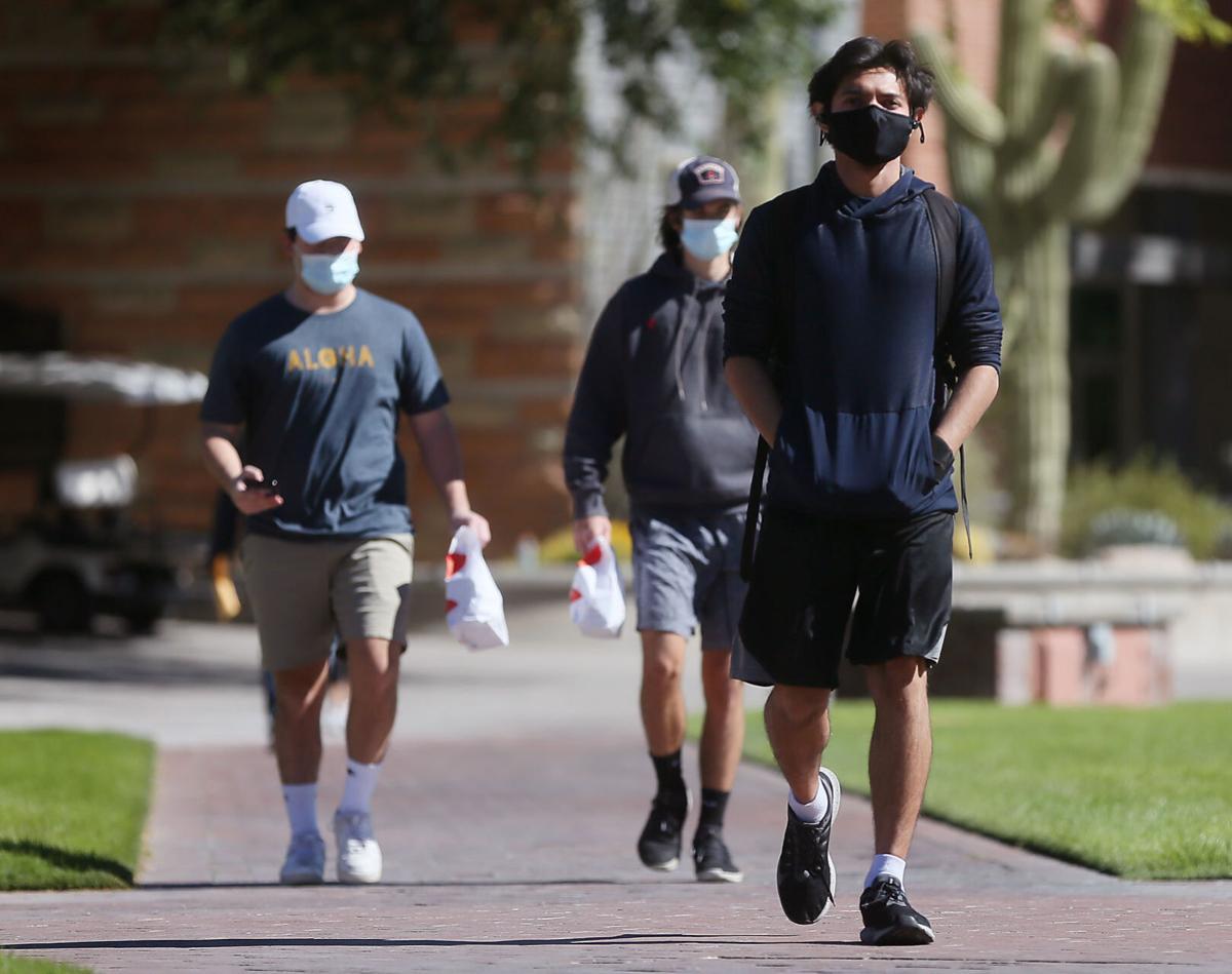 University of Arizona, COVID-19
