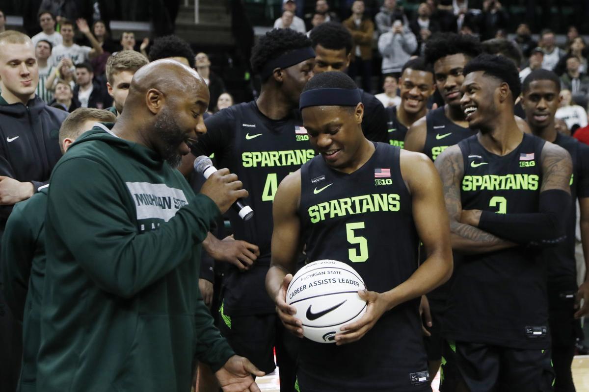 AP All-Big Ten Basketball