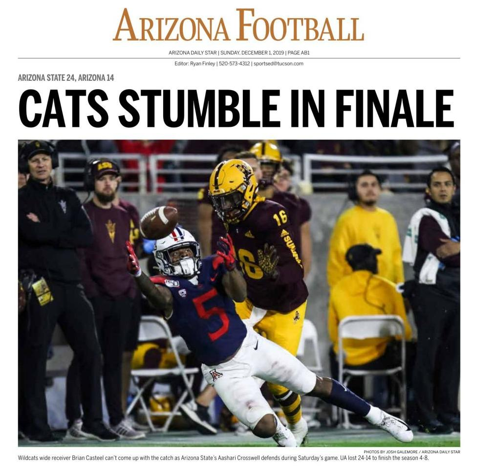 Arizona-ASU special e-edition