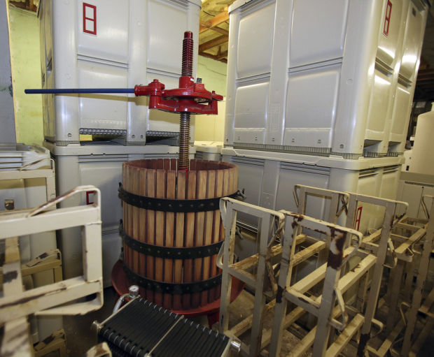 Custom crush operation opens at 'crucial time' for AZ vintners