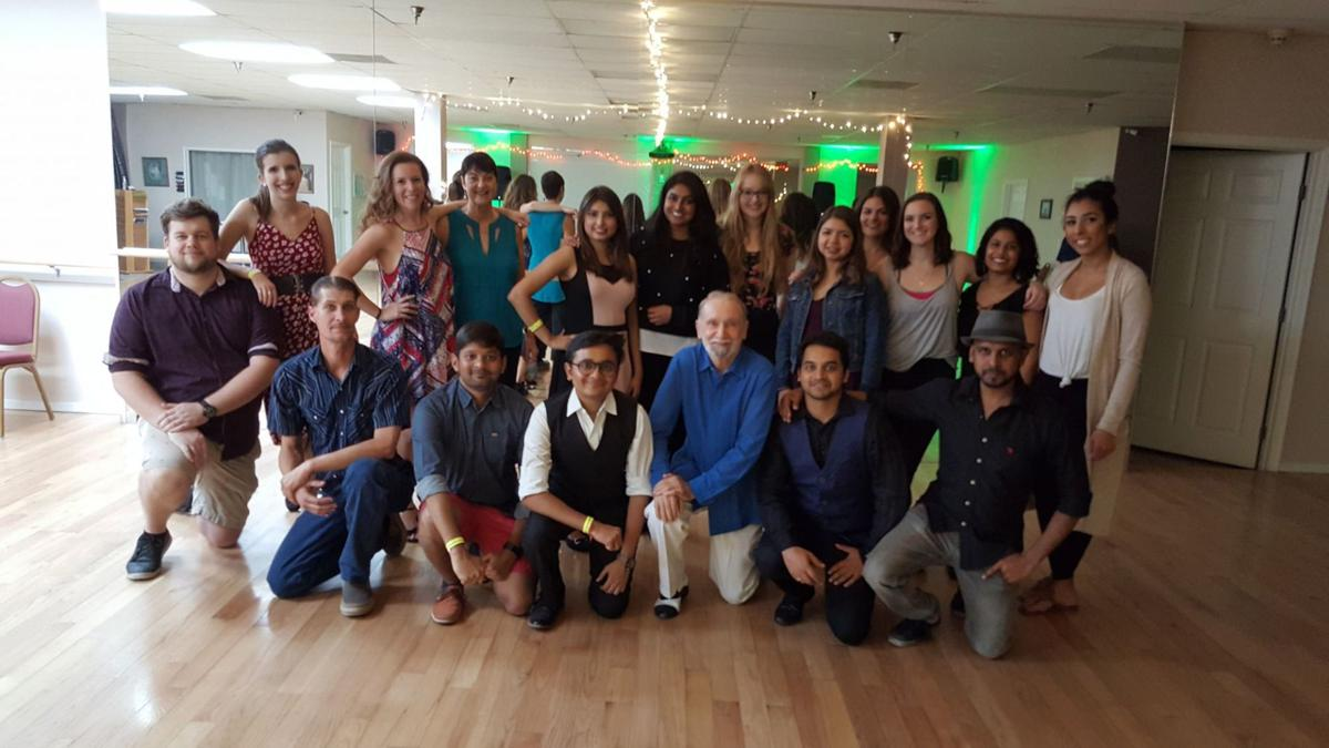 Salsa/Bachata Dance Class — Tucson Movement Arts