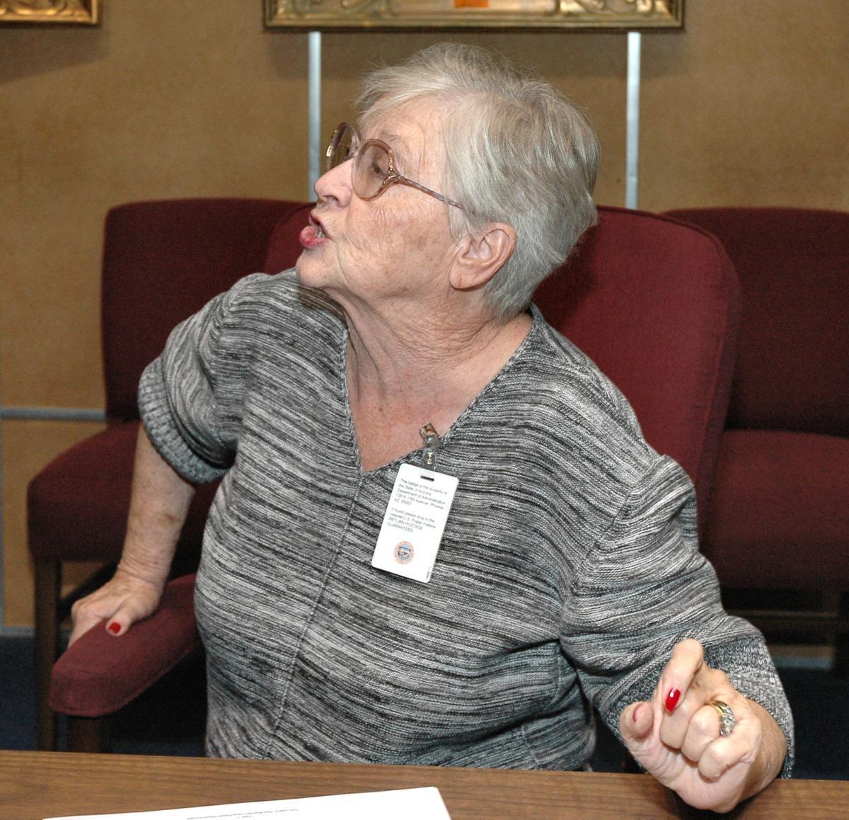 Sen. Judy Burges