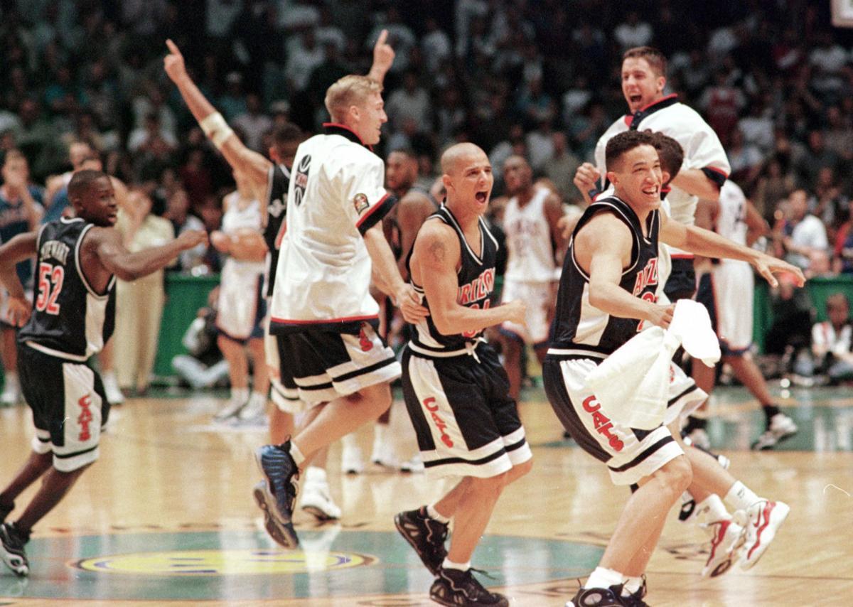 Arizona vs. Kansas in 1997