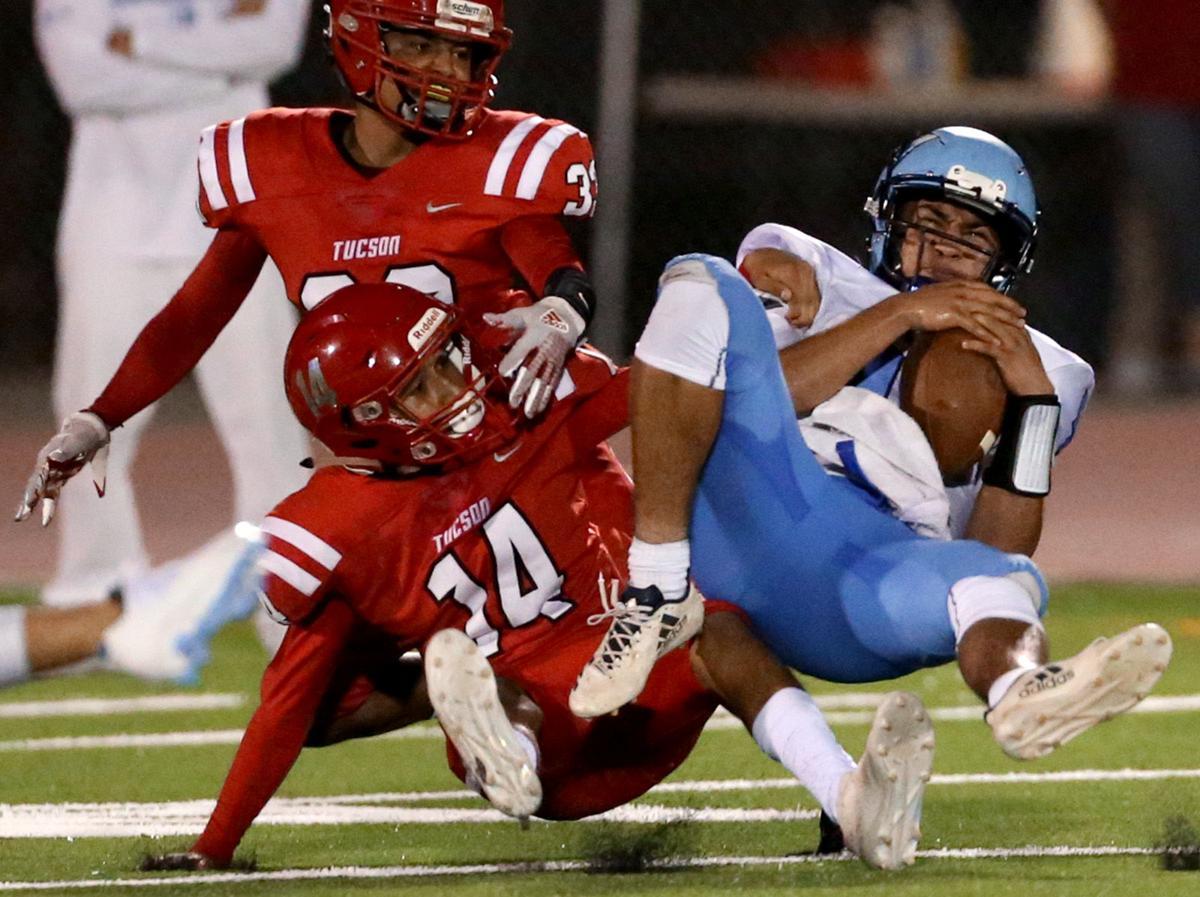 Tucson High vs Pueblo