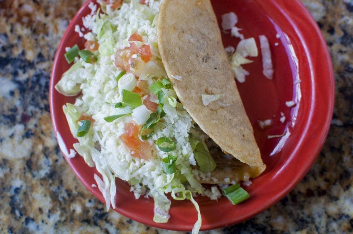 Taco at El Merendero