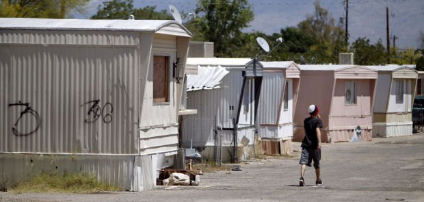 Tucsons Aging Mobile Homes Better Than Nothing