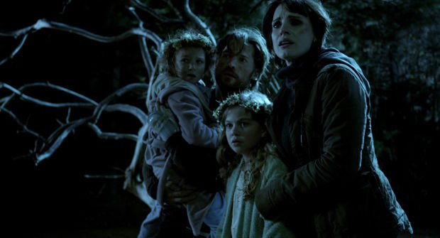 'Mama' is a moving big-screen ghost story