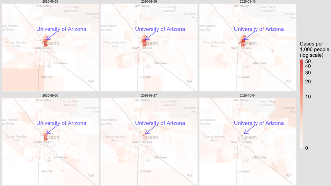 Pima County braces for rise in COVID-19 cases as Arizona continues to see increase