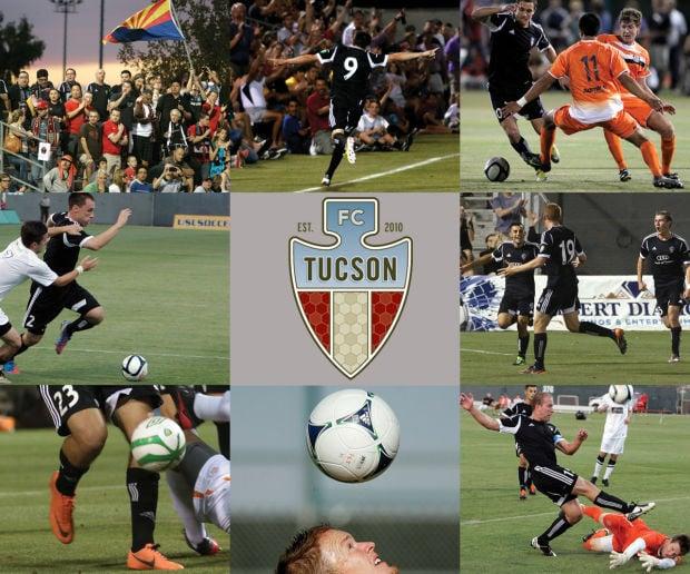 2.0 FC Tucson soccer logo