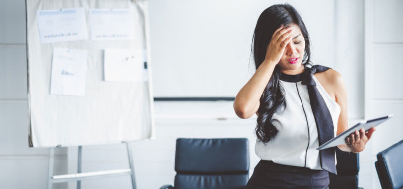 How to handle anxiety and stress in the workplace