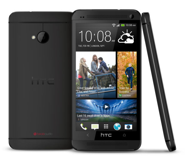 HTC One sets bar high for new crop of phones