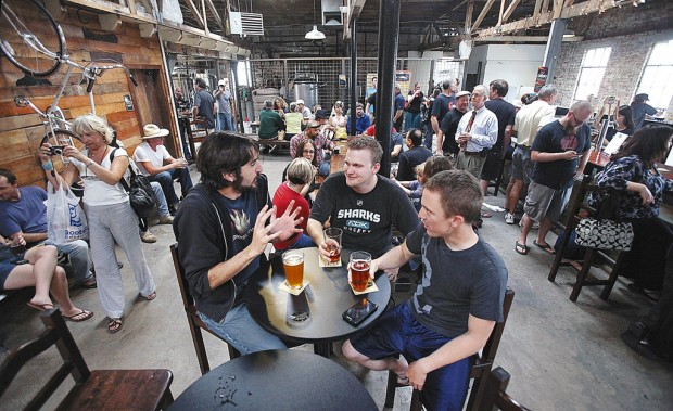 Cheers! Raise a glass for local beers