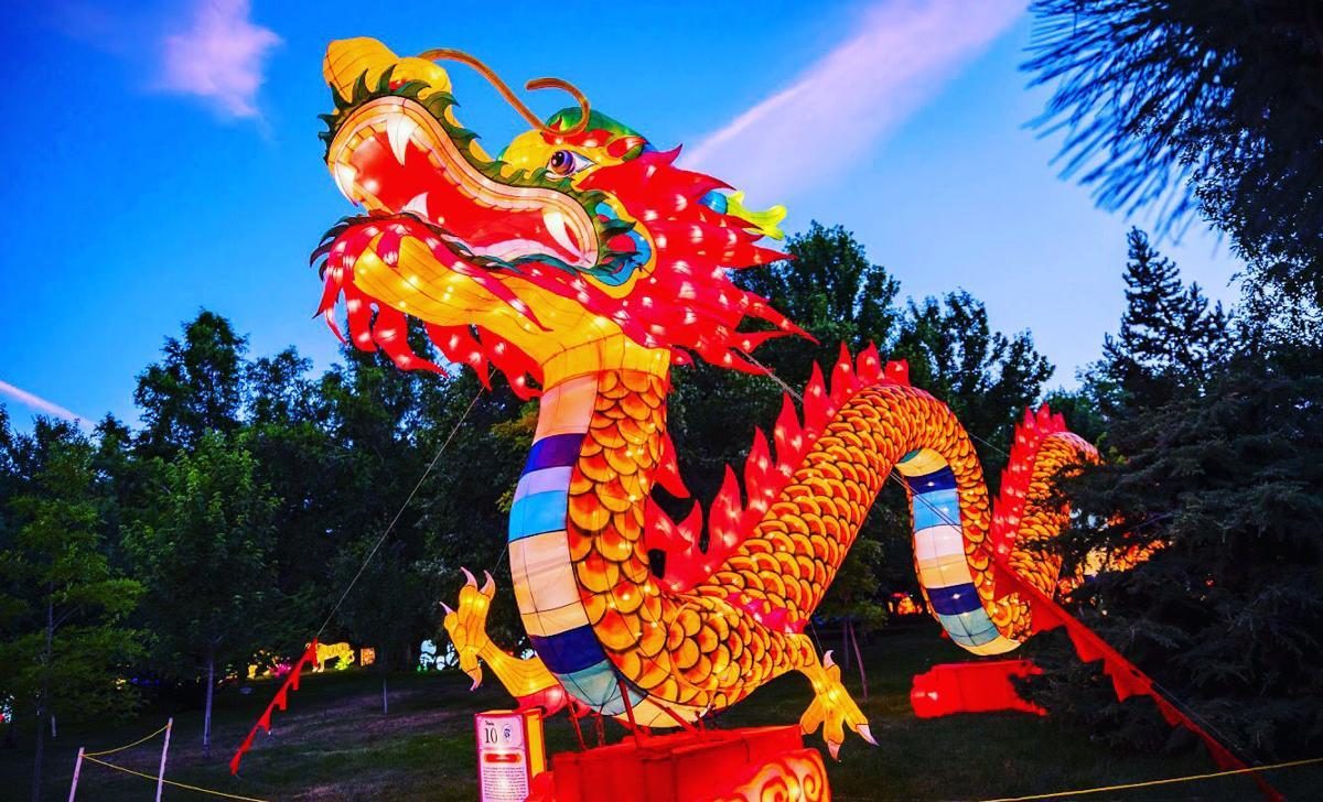 Asian Lantern Festival 1