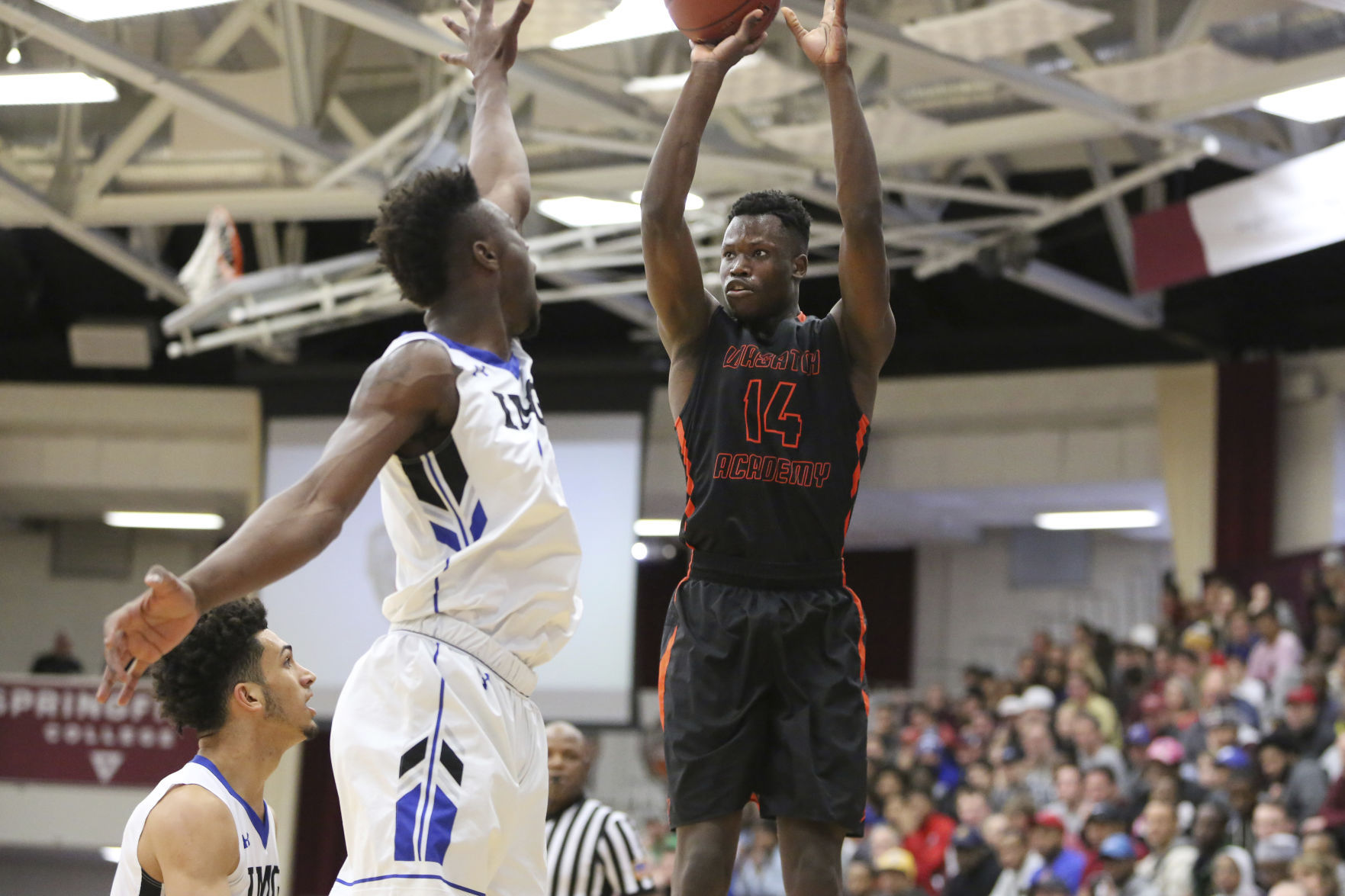 2017 Hoophall Classic Desire for better competition