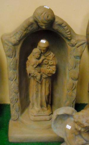 lawn art st anthony in grotto.JPG