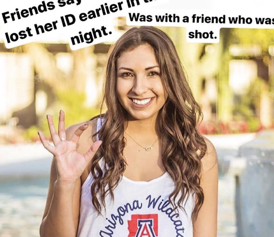 Recent UA grad among missing Las Vegas concertgoers
