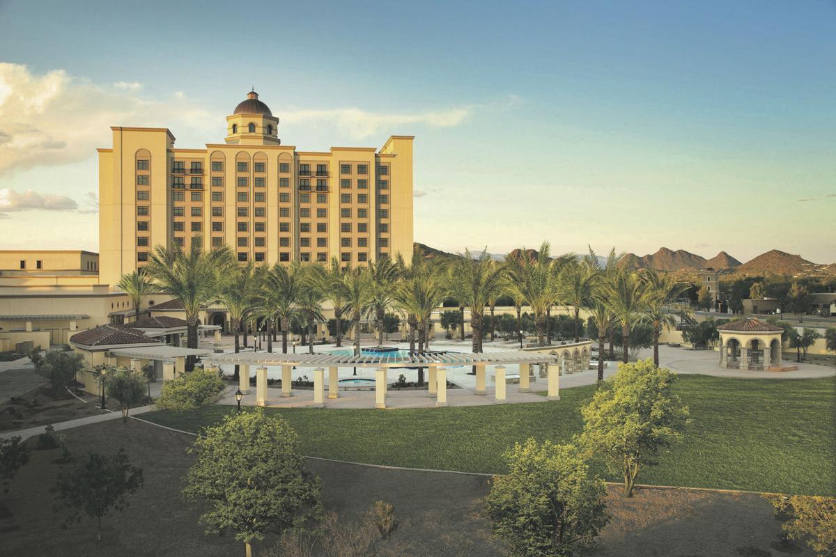 Casino Del Sol Resort To Add 150 Room Hotel Plus Rv Site Local News Tucson Com