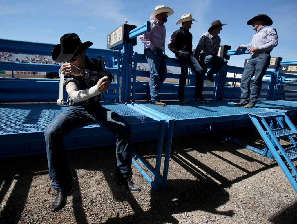 Tucson Rodeo Stars Featured In Rolling Stone Magazine