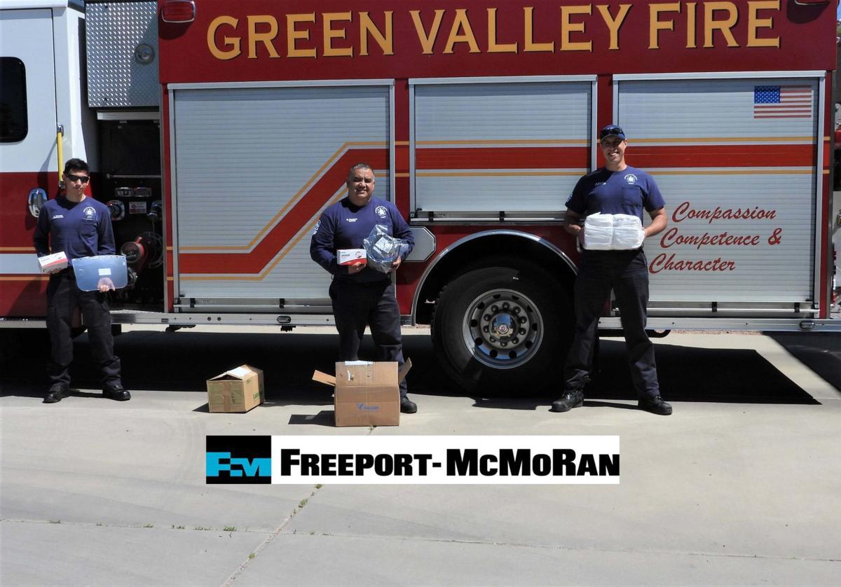 Freeport McMoran Donation