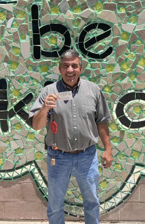 Principal Dan Johnson