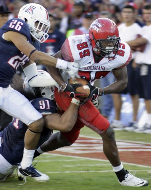 UA football hotsheet: UA lineman hopes his game's brighter than Utah's Star