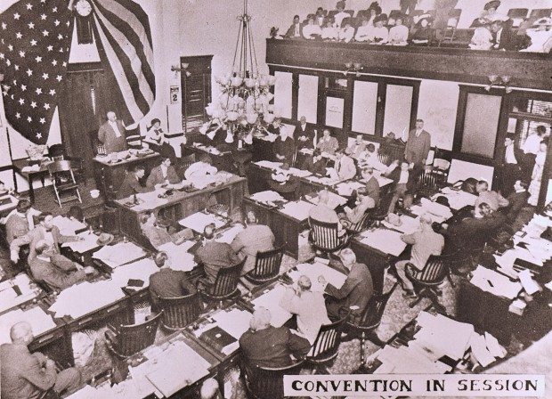 The men who crafted Arizona's constitution