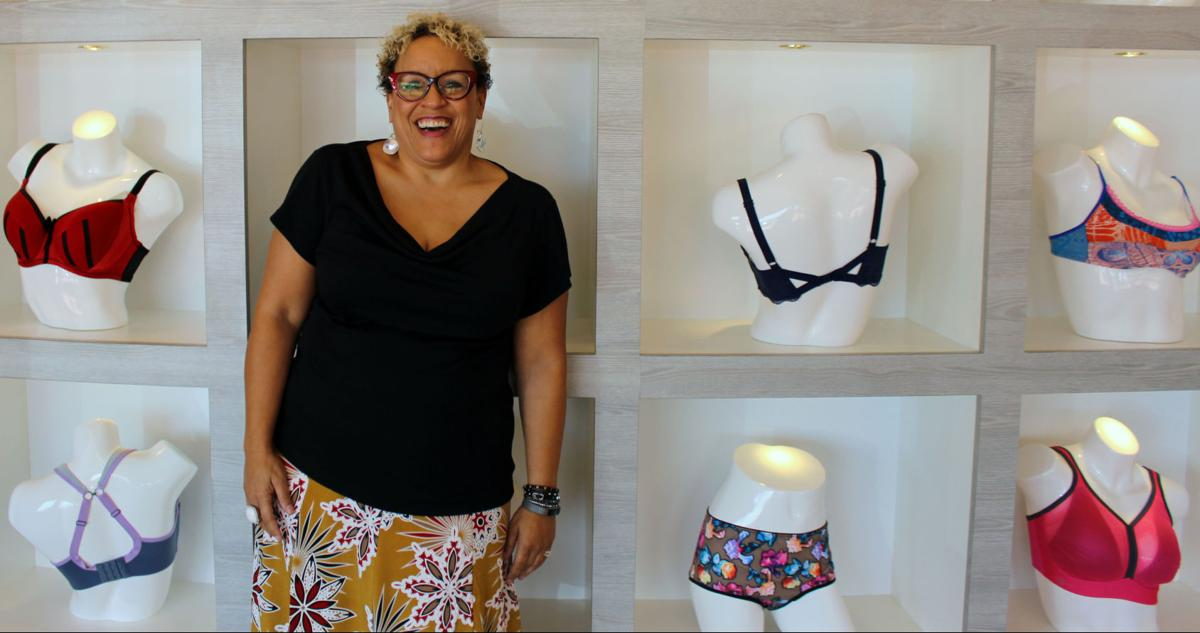 418155f1fe0 Margo Hall opened The Bra Spa to help women find bras that fit.